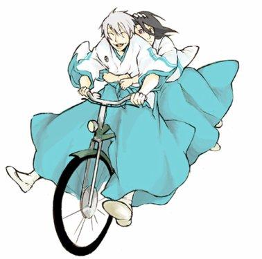 ☼ Byakuya x Gin ☼