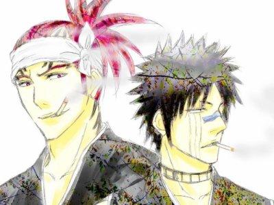☼ Hisagi x Renji ☼