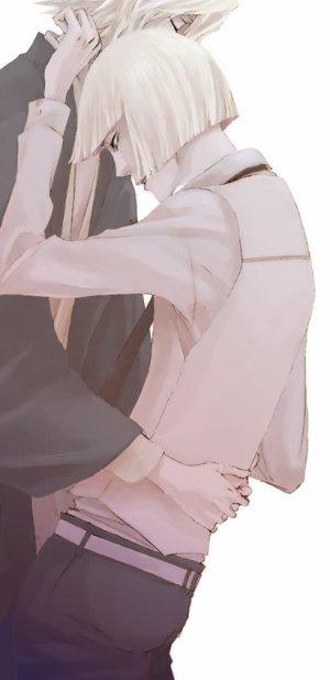☼ Kisuke x Shinji ☼