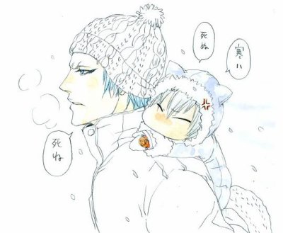 ☼ Grimmjow x Gin ☼