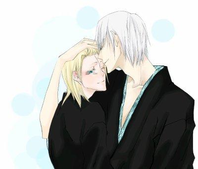 ☼ Kira x Gin ☼