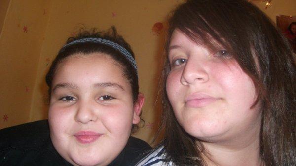 les deux fille de ma soeur il sont tres jolie