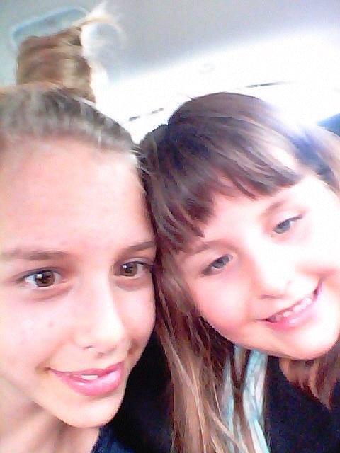 Avec la nièce
