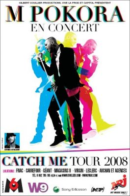 Catch Me Tour 2008