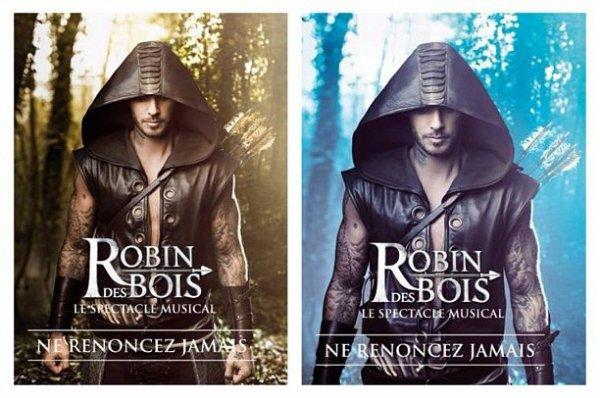 Visuel album Robin des Bois