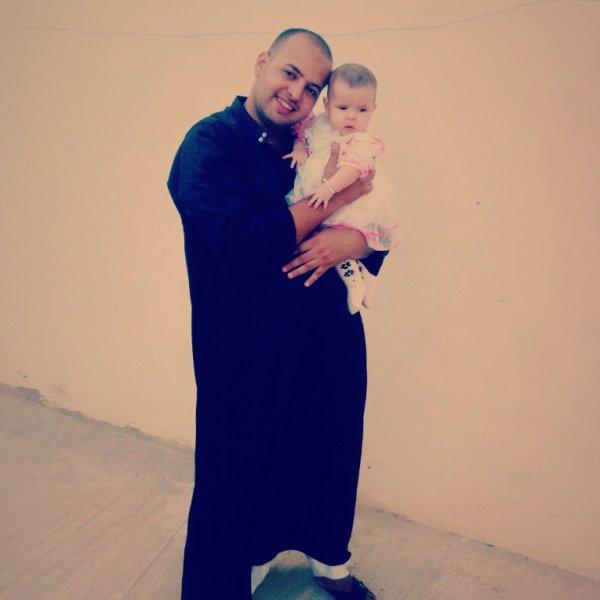 Marwa avec Lhoucine