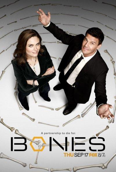 Bones Est De Retour Sur M6
