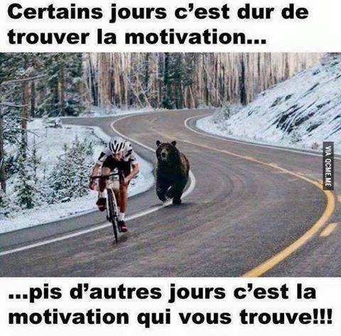 a vélo  ....