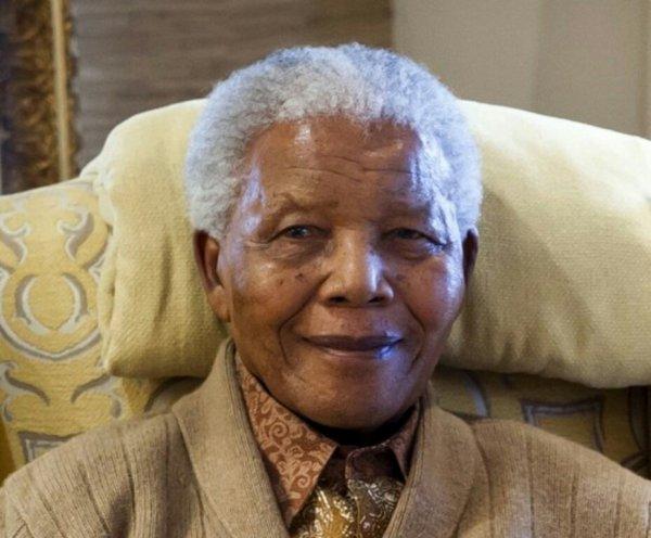 Madiba est mort