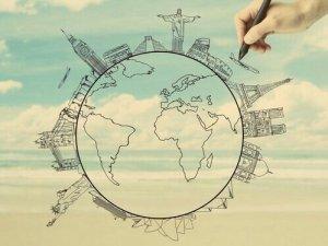 A travers le monde...