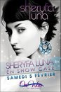 CHARACTER SOUL en première partie du show case de Sheryfa Luna le 5 Février au One way Discothèque