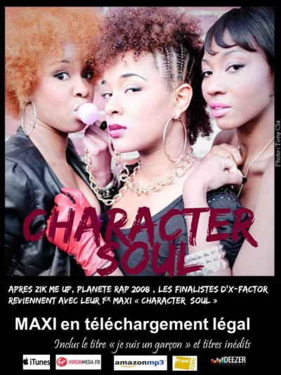 CONCOURS CHARACTER SOUL!!!