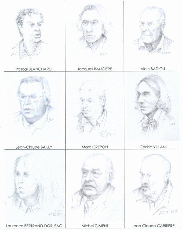 Des Portraits