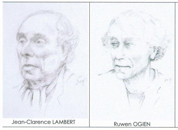 Des Portraits bis