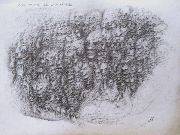 Le Mur De Janus ou Tout Est Dans La Tête