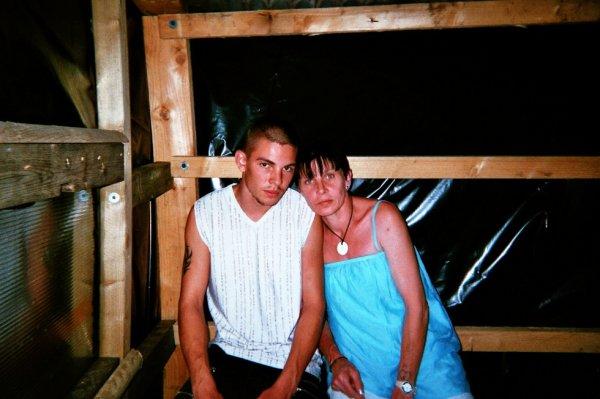 Moi et ma mère.