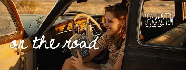 December 06 2012  - Kris promouvoit son nouveau film (On The Road) Que penses tu de sa tenue ?
