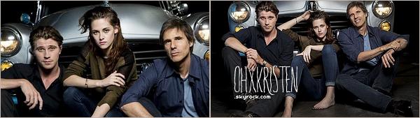 December 07 2012  - Kris était à la projection de On the road (sur la route) au The Skywalker Ranch à San Francisco. Un top pour sa tenue, tu en penses quoi?