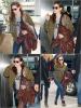 January 12 2013  - Enfin une sortie :D Kristen c'est rendus à l'aéroport de JFK à New York City le 12. Que penses tu de sa tenue ?