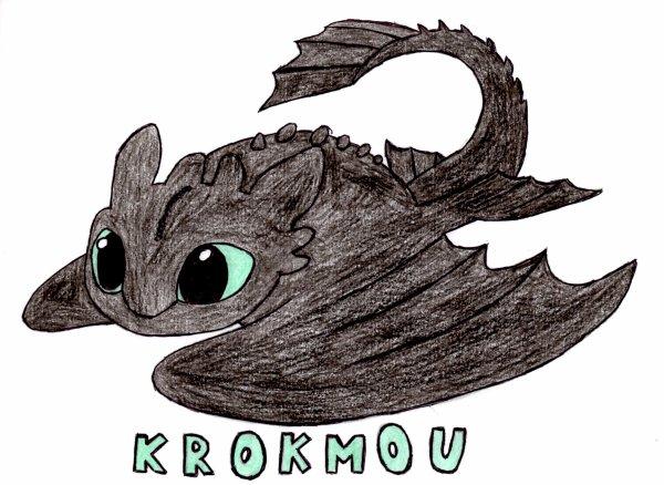 Krokmou dessins dla stroumphette - Image de stroumphette ...