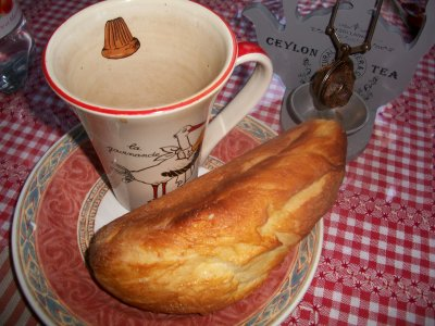 pour petit matin gourmand