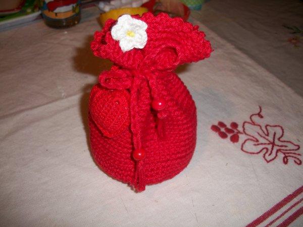 petite bourse en coton