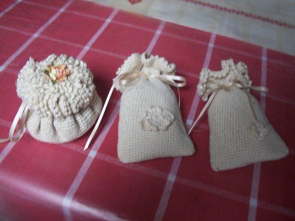 sachets de lavande
