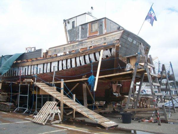 bateau de fee
