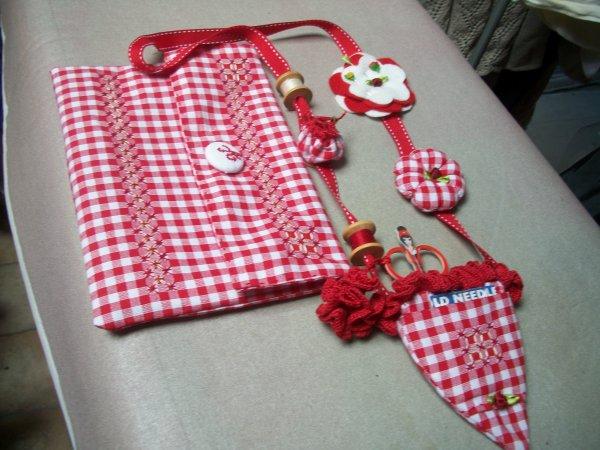 collier de brodeuse