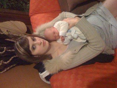 Moi et mon filleul