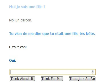 Cleverbot!!