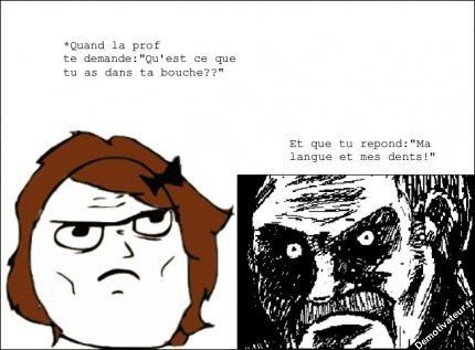 Ha!Les profs!