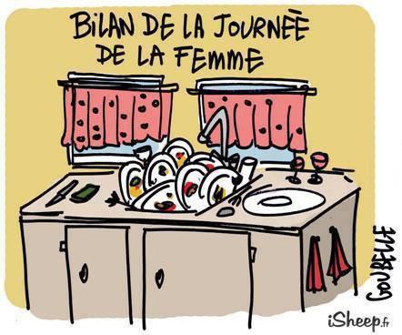Bilan de la journée de la femme !!