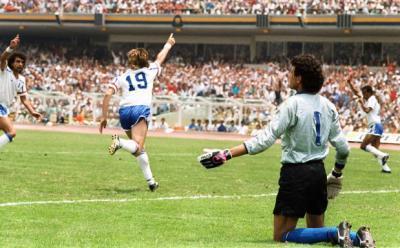 France italie 1986 8 me de finale de la coupe du monde - Finale coupe du monde 1986 ...