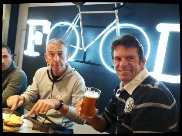 Cycling Team Best Friends