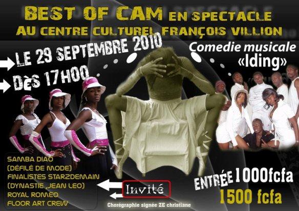 RoYal rOmEo soutient la Cie Best Of Cam.