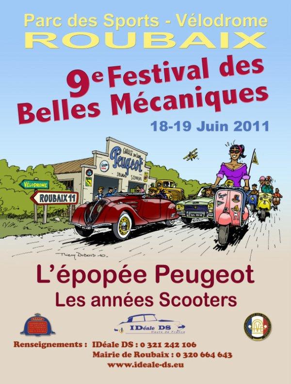 9e festival des belles mécanique