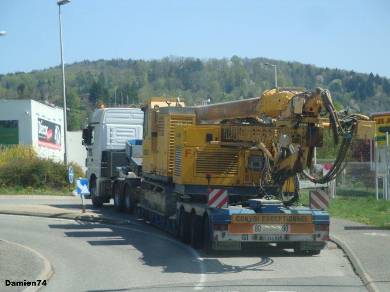 --Convoi exceptionnel--