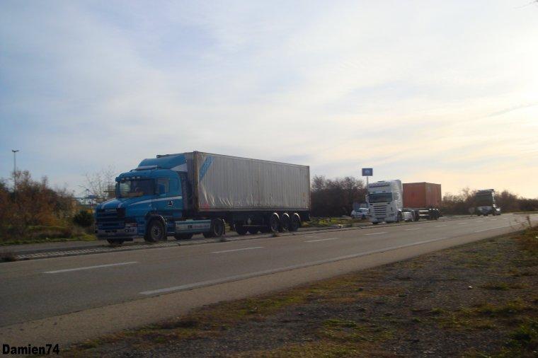 --Scania et Renault--