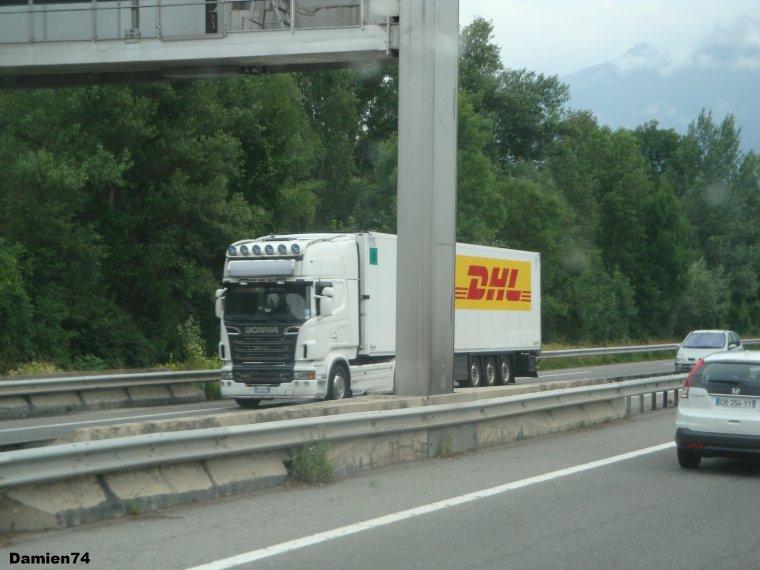 Scania Italien