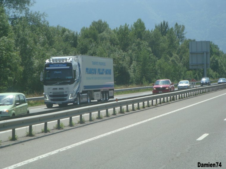 Transports François Pellet-Moine