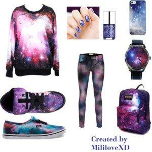Tenue Galaxy !