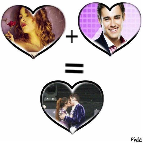 Violetta l on un immense coeur d 39 amoureux blog de - Un coeur amoureux ...