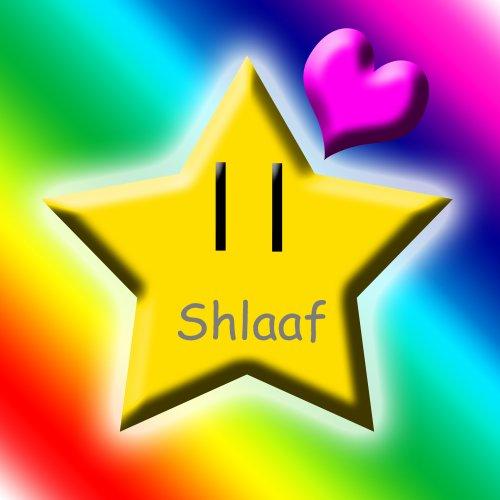 Eeeeeet Shlaaf l'étoile!  * Bam! *