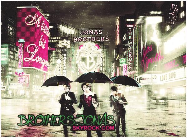 ● Brothers-Jonas ta source d'Actualité sur les talentueux Jonas Brothers  !