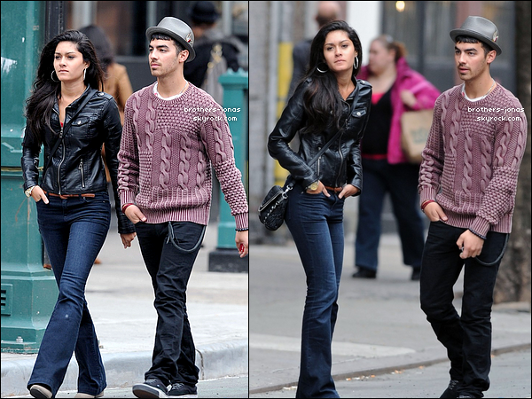 09/04/2012 : Nick Jonas et ses  co-stars au  Planet Hollywood Times Square à new York City pour la pièce de théâtre.