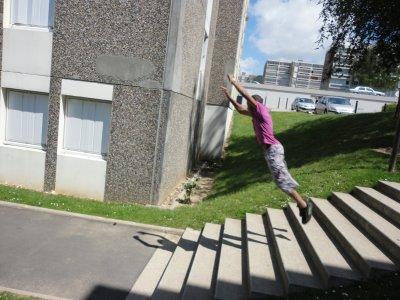 saut de longeure