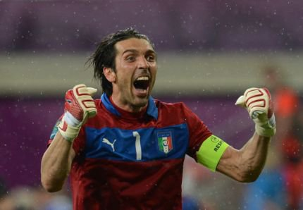 Le statut d'aujourd'hui de Gigi Buffon sur sa page Facebook officielle