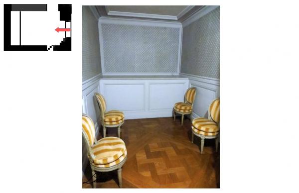 Appartement Tourzel - 1. Antichambre