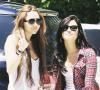 Miley Cyrus et Demi Lovato - Coquines sur Twitter
